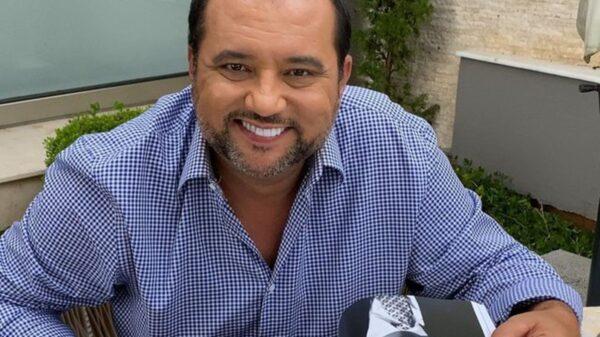 Geraldo Luís se recupera da Covid-19