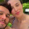 lorena-carvalho-mostra-incidente-em-sua-casa-apos-forte-chuva:-'virou-uma-piscina'