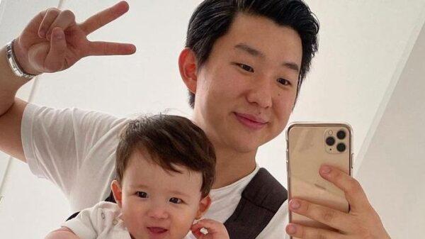 pyong-lee-comemora-onze-meses-do-filho-com-bela-declaracao:-'maior-presente-da-vida!'