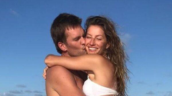 apaixonada!-gisele-bundchen-celebra-12-anos-de-casamento-com-tom-brady:-'crescemos-juntos'