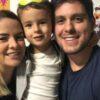 maria-cecilia-e-rodolfo-celebram-aniversario-de-3-anos-do-filho-com-festa-caseira