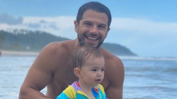duda-nagle-fala-sobre-paternidade:-'a-gente-aprende-muito-mais-com-nosso-filho'