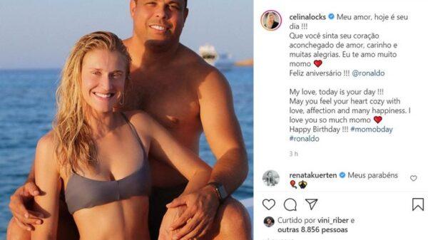 ronaldo-fenomeno-completa-44-anos-e-ganha-homenagem-especial-da-esposa,-celina-locks