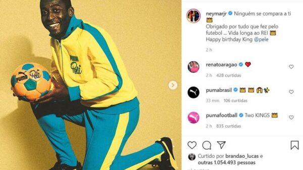 com-homenagem-emocionante,-neymar-celebra-80-anos-de-pele:-'ninguem-se-compara-a-ti'