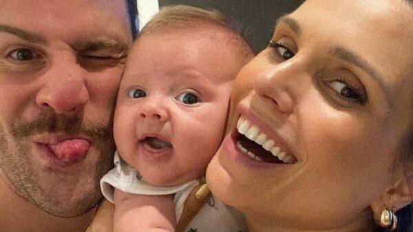 flavia-viana-comemora-alta-hospitalar-do-filho-recem-nascido:-'continuaremos-o-tratamento'