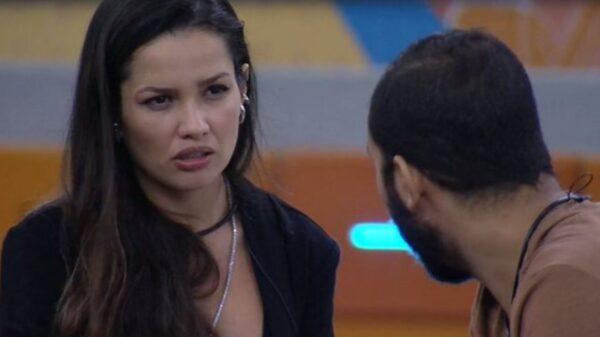 Gilberto pede desculpas para Juliette
