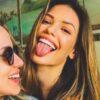 Marcella Rica celebra relacionamento com Vitória Strada