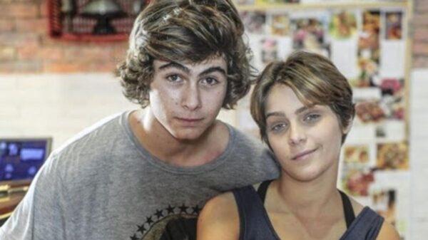 Pedro e Karina em Malhação Sonhos