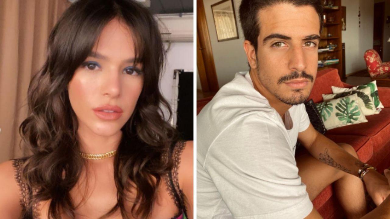 Bruna Marquezine assume namoro com Enzo Celulari