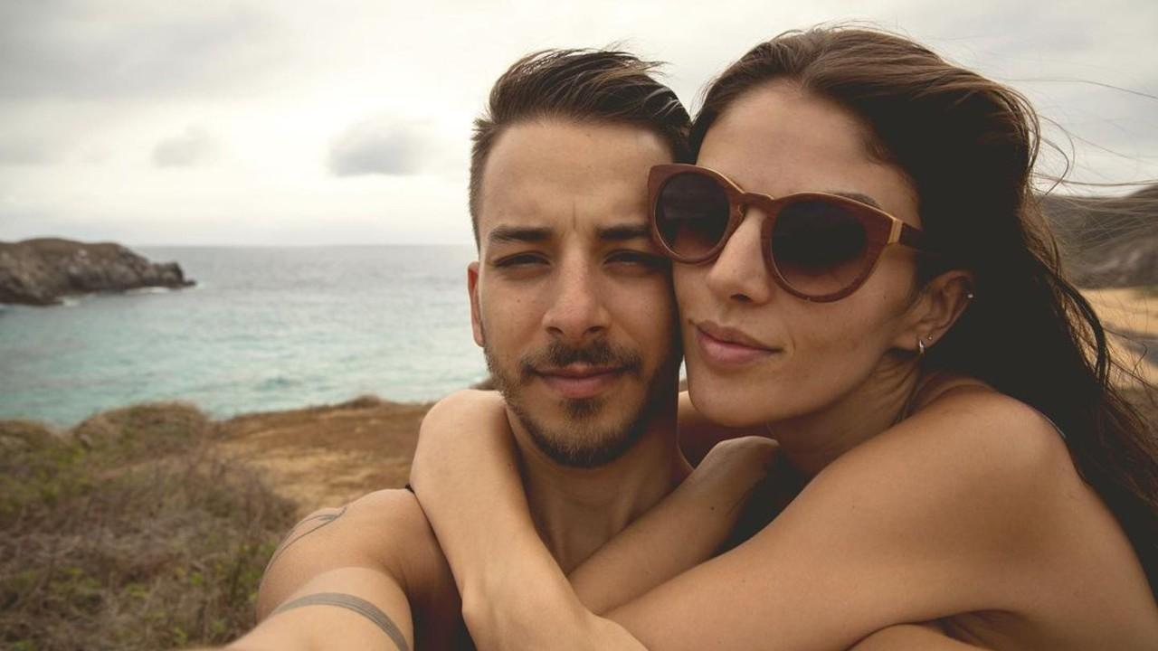 Junior Lima e a esposa Monica Benini - Crédito: Reprodução/ Instagram