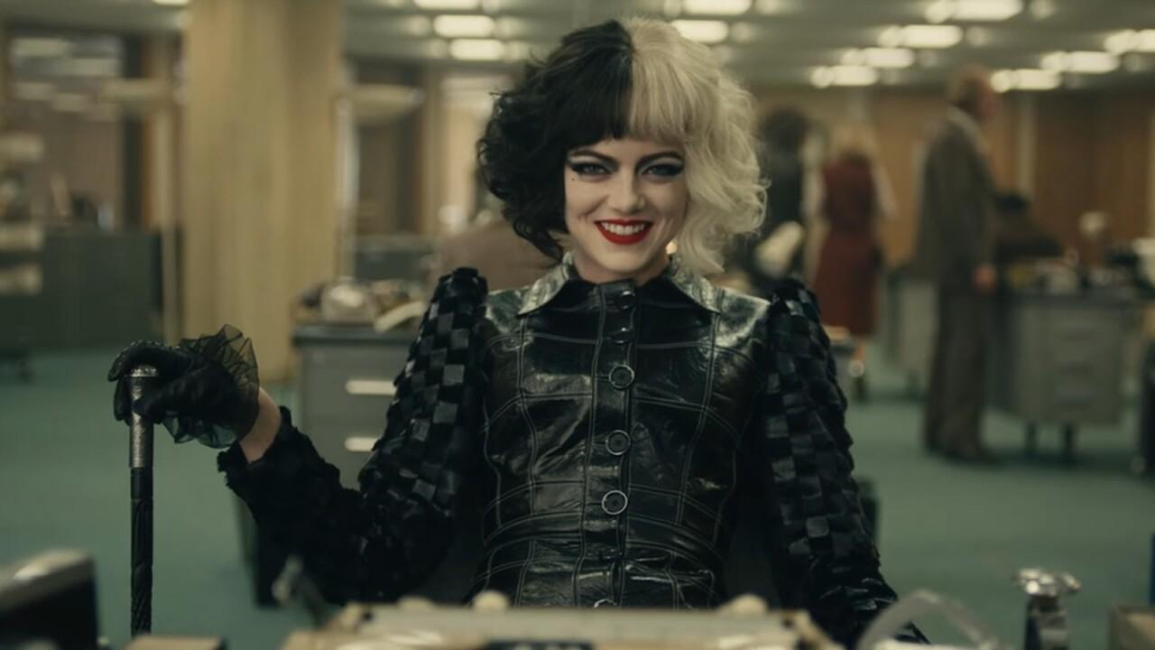 Novo trailer de Cruella revela origem da vilã. Reprodução/ Disney