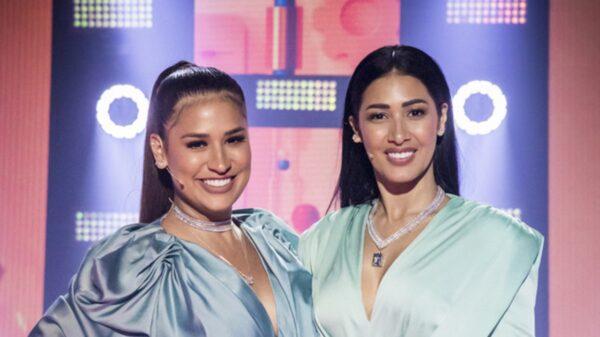Simone e Simaria anunciam show na festa de hoje