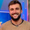 Arthur Picoli conta que está recebendo ameaças. Foto: Reprodução / TV Globo.