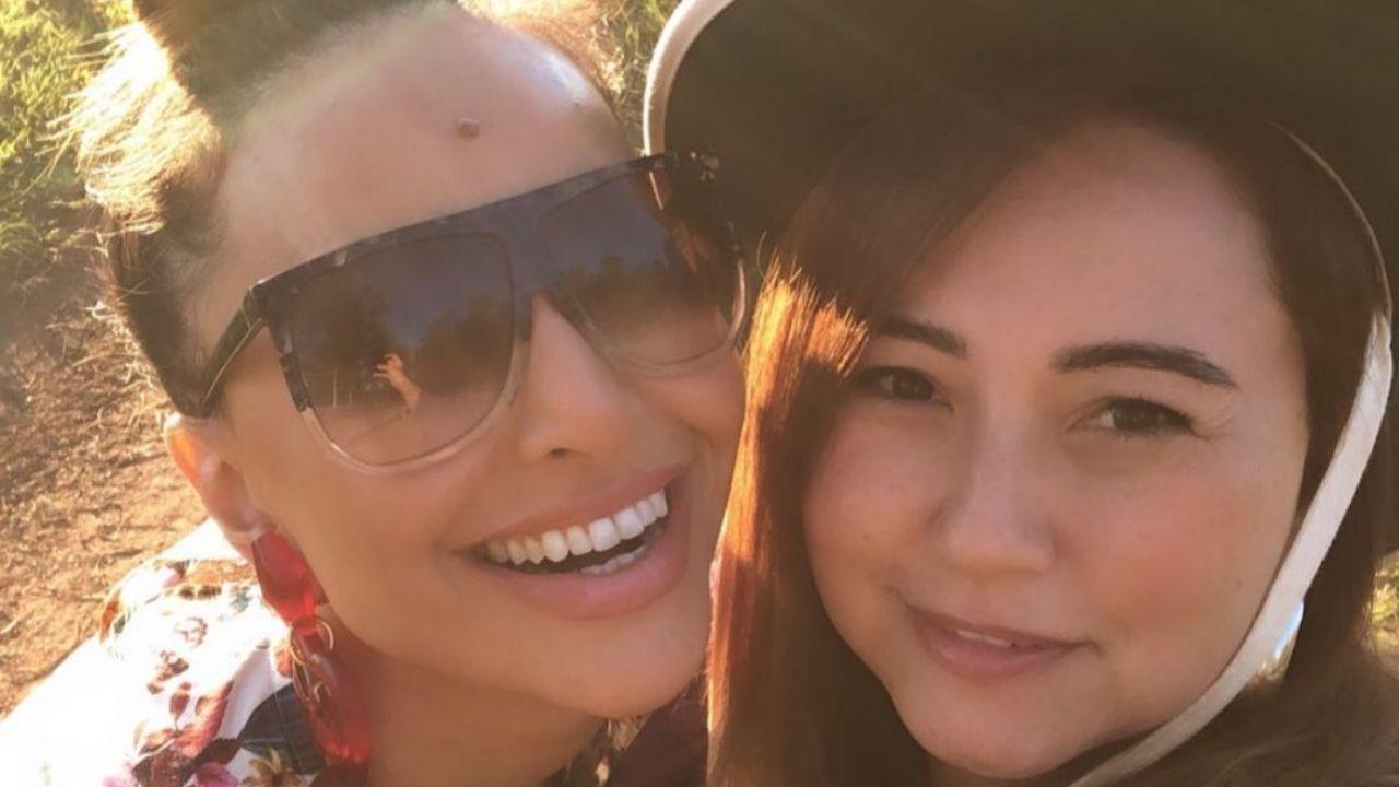 Karina Sato, irmã da apresentadora Sabrina, venceu a Covid-19. Foto: Reprodução/Instagram.
