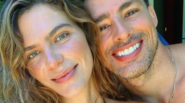 Mariana Goldfarb e Cauã Reymond. Foto> Reprodução/Instagram
