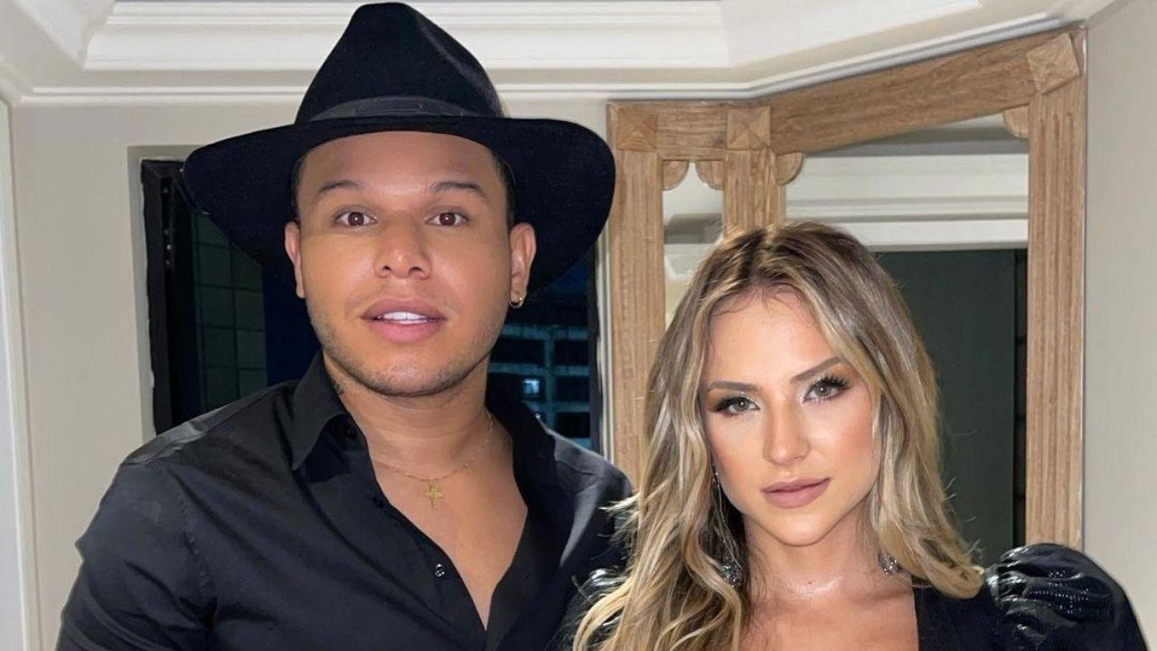 Tierry defendeu a namorada Gabi Martins. Foto: Reprodução/Instagram.