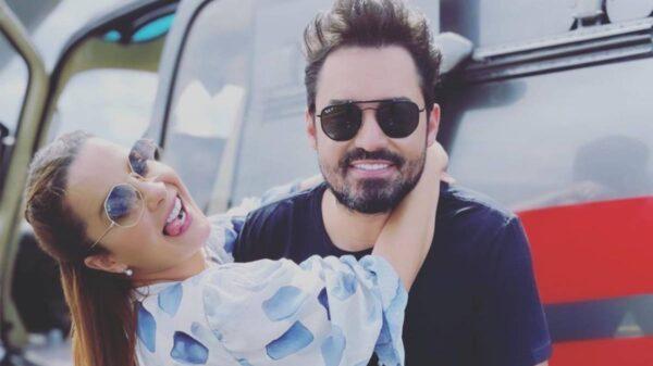Fernando e Maiara - Crédito: Reprodução/ Instagram