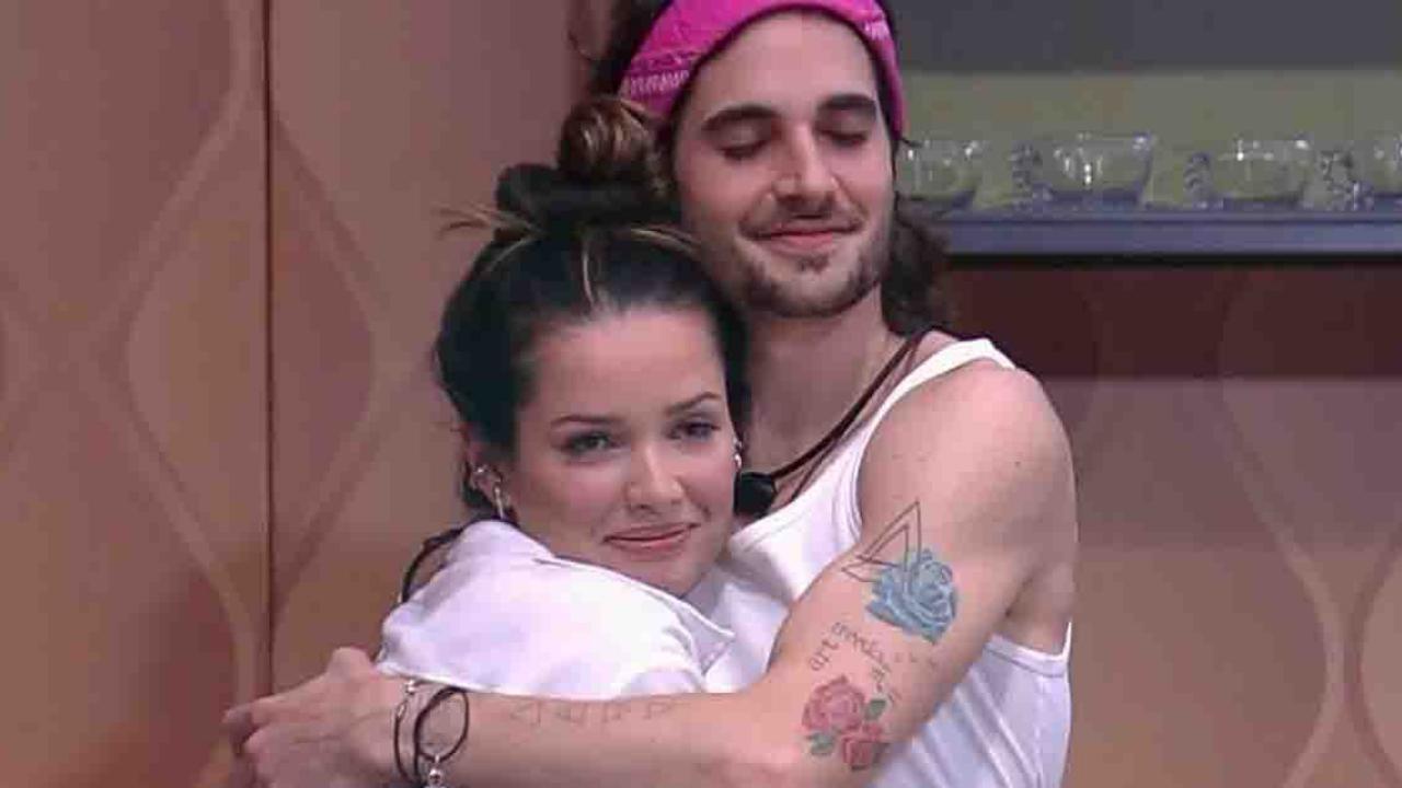 Fiuk fala sobre relação com Juliette no Mais Você. Foto: Reprodução / TV Globo.