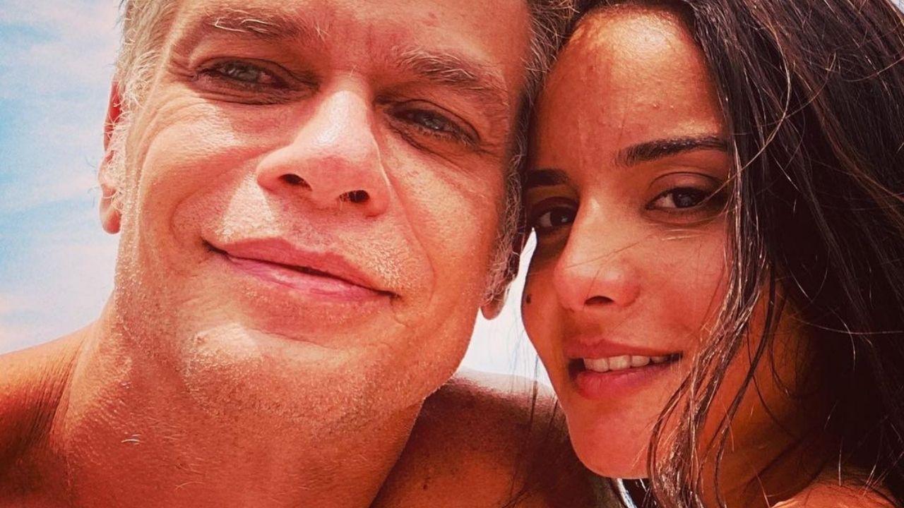 Ana Verena celebra dois meses da filha com Fábio Assunção. Foto: Reprodução/Instagram