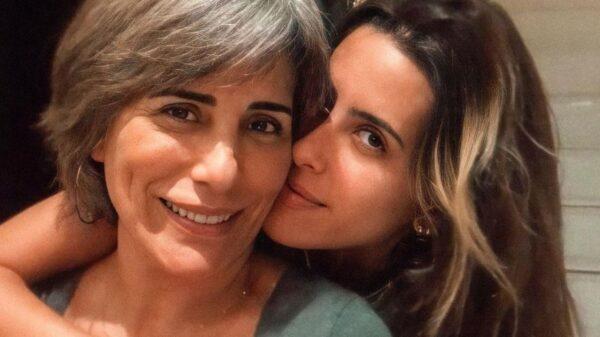 Gloria Pires faz declaração de aniversário para filha, Ana Morais. Foto: Reprodução/Instagram