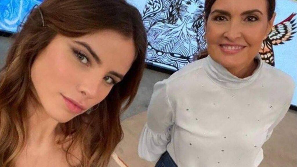 Giulia Be e Fátima Bernardes