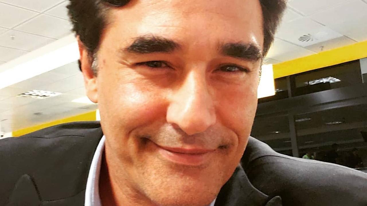 Luciano Szafir é internado após complicações da Covid-19