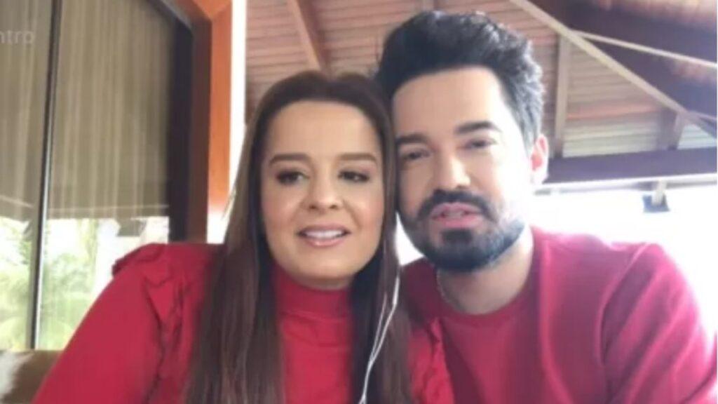 Maiara e Fernando Zor entregam data do casamento
