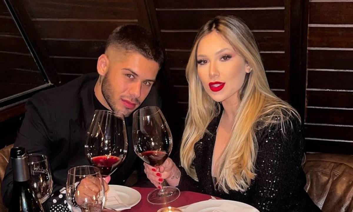 Virginia Fonseca e Zé Felipe - Crédito: Reprodução/ Instagram