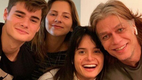 Fabio Assunção reúne a família e celebra mêsversário da caçula, Foto: Reprodução/Instagram
