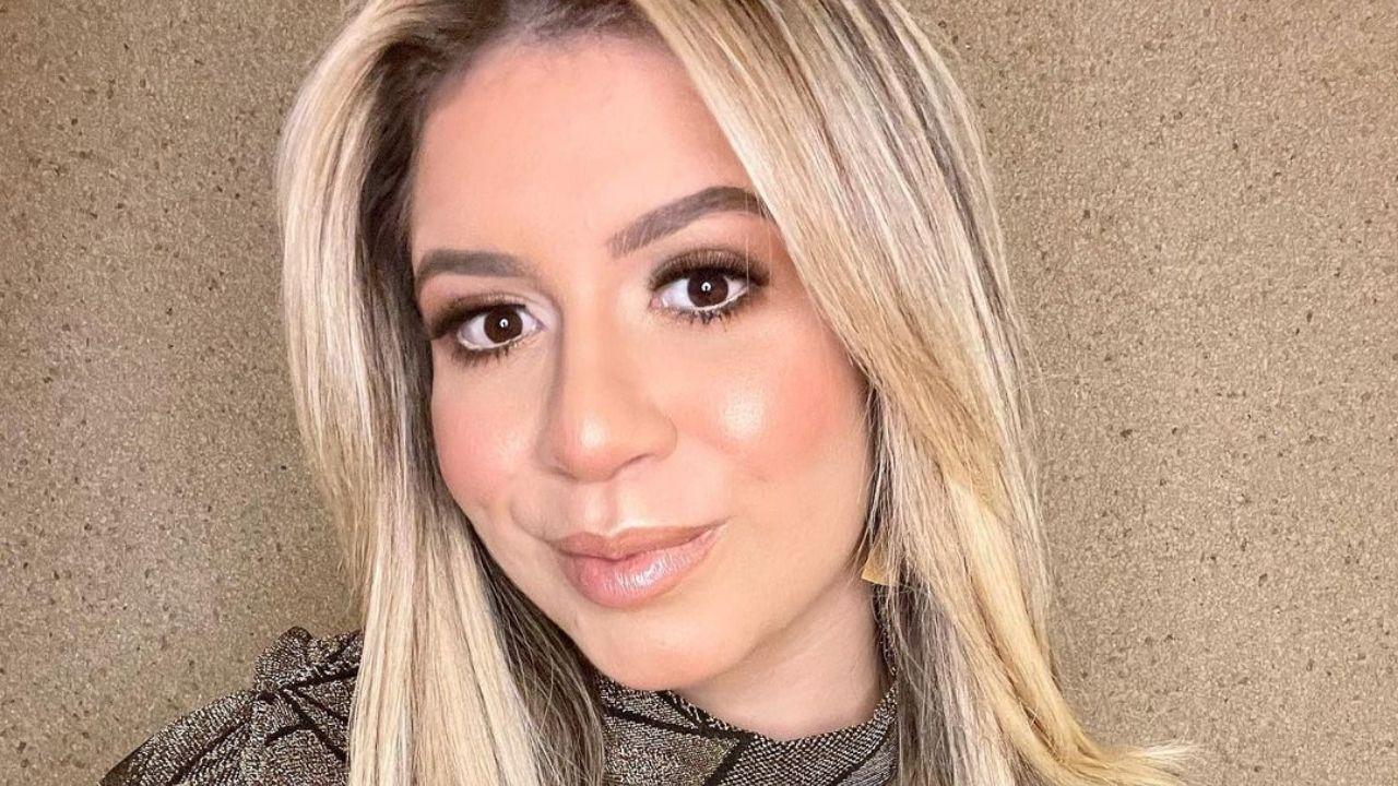 Marilia Mendonça renova o visual e encanta a web. Foto: Reprodução/Instagram