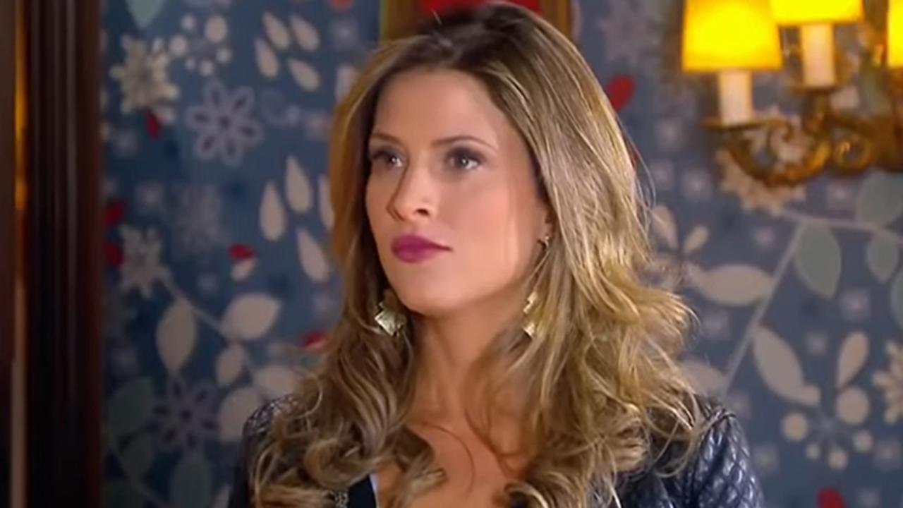 Cintia na novela Chiquititas - Crédito: Reprodução / SBT