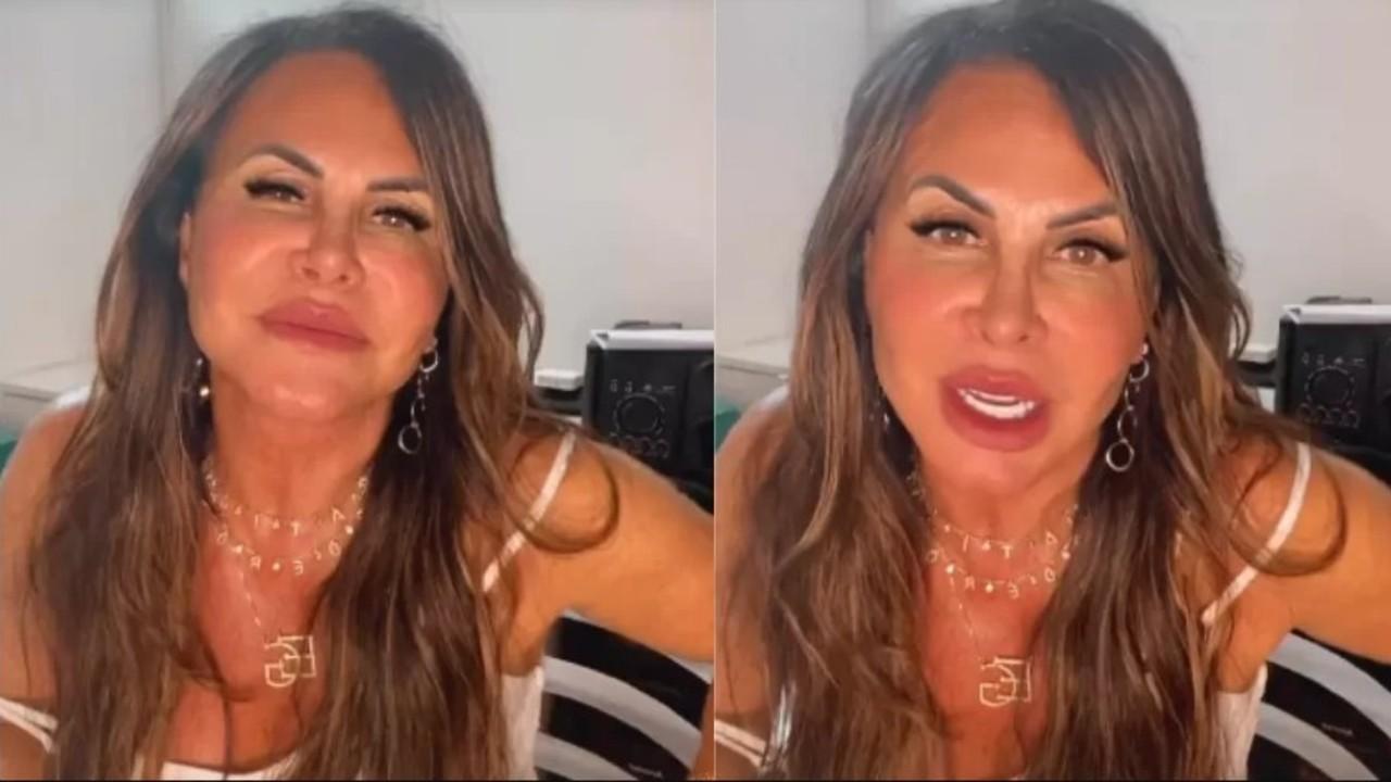 Gretchen fala sobre comentários negativos sobre sua aparência