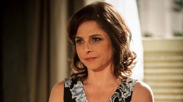 Cora na novela Império - Crédito: Reprodução / Globo