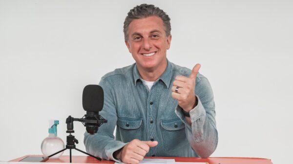 Luciano Huck na Globo