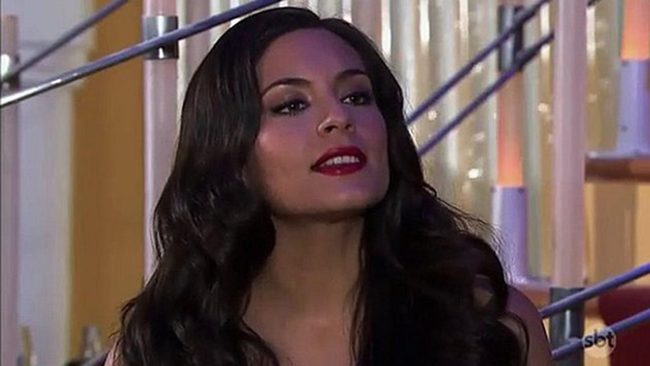 Maria Alessandra em Coração Indomável - Crédito: Reprodução / SBT