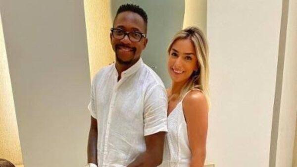 Mumuzinho e Thainá Fernandes