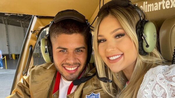 Zé Felipe e Virginia Fonseca