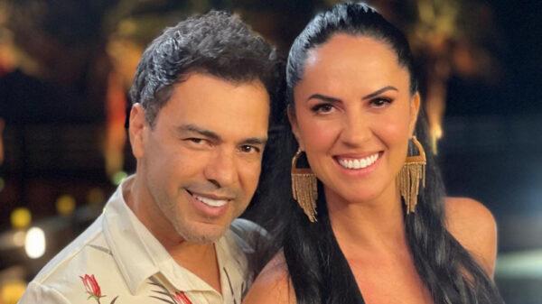 Zezé Di Camargo e Graciele Lacerda - Crédito: Reprodução / Instagram