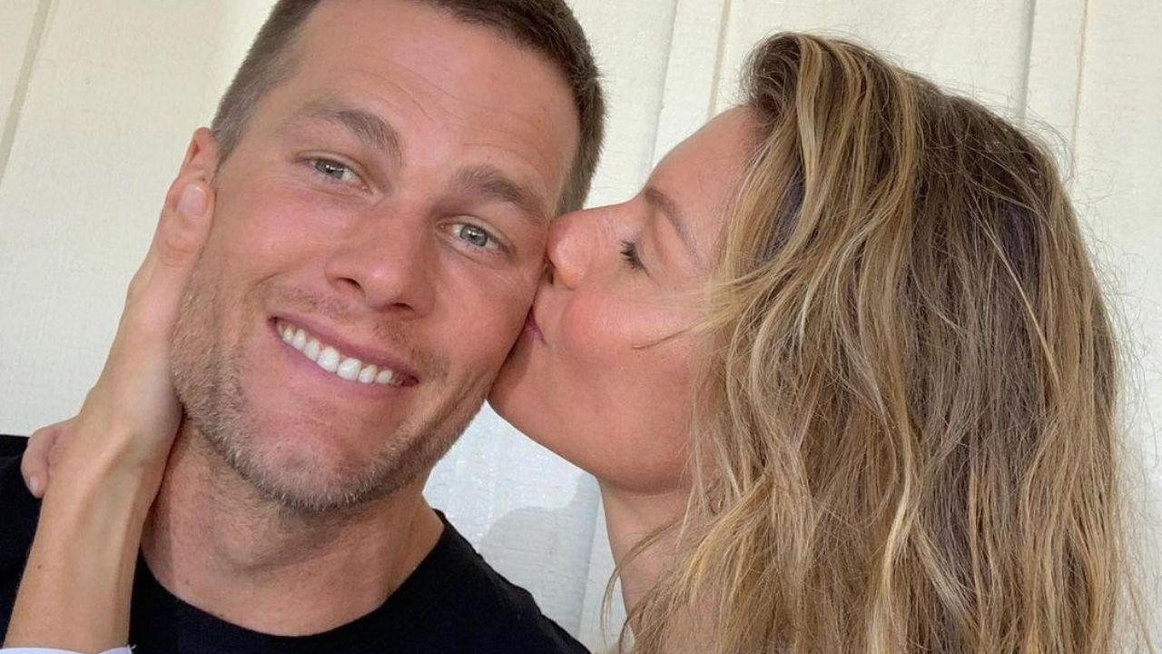 Gisele Bündchen presta homenagem especial ao marido, Tom Brady. Foto: Reprodução/Instagram
