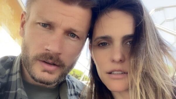 Rodrigo Hilbert relembra inicio do namoro com Fernanda Lima. Foto: Reprodução/Instagram