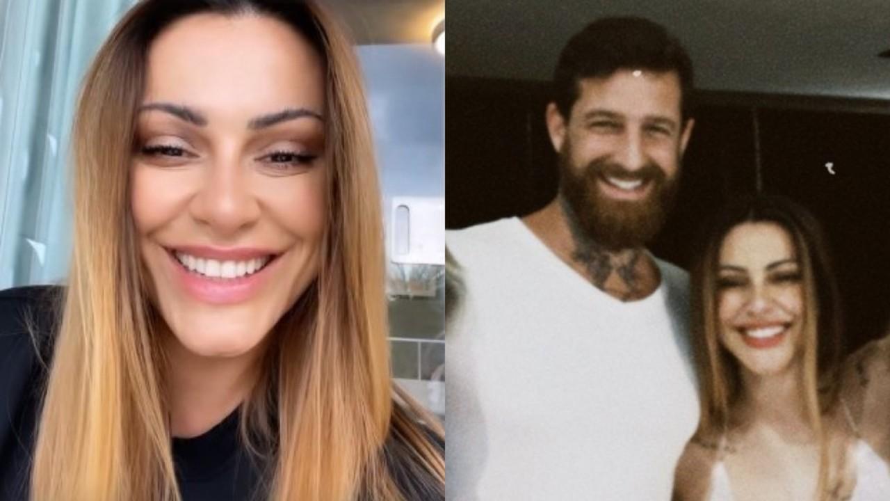 Cleo revela que conheceu o marido em 2017
