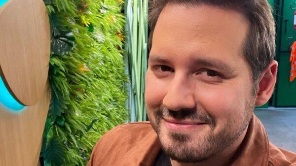 Papai de primeira viagem, Dony De Nuccio anuncia a novidade nas redes sociais