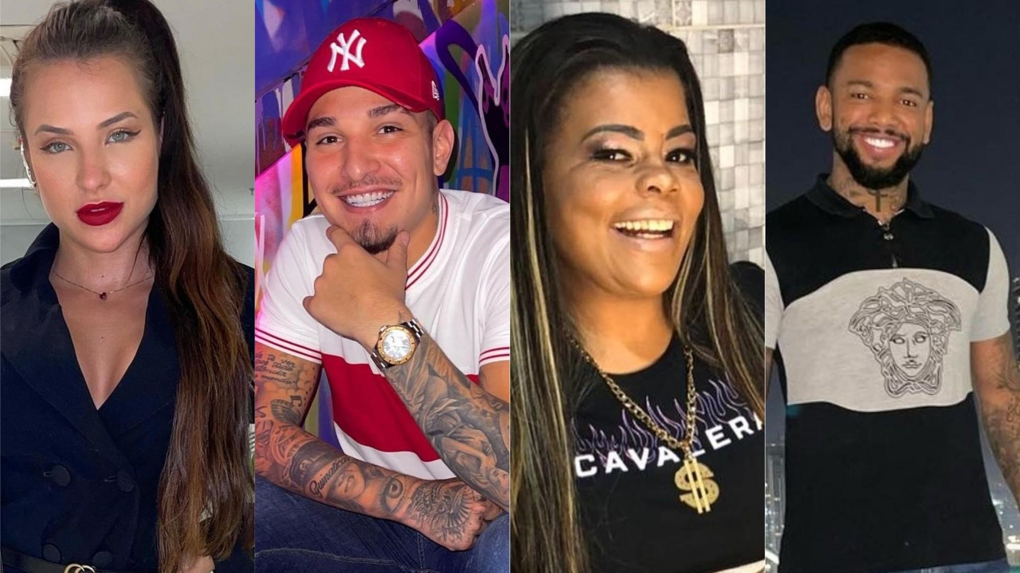 Gabi Martins, MC Gui, Tati Quebra Barraco e Nego do Borel são uns dos nomes cotados para A Fazenda 13
