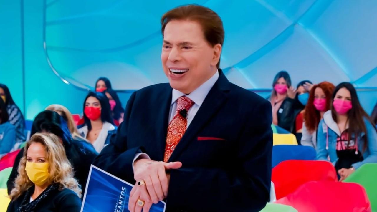 Silvio Santos está com Covid-19