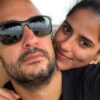 Camilla Camargo e o marido, Leonardo. Foto: Reprodução/Instagram