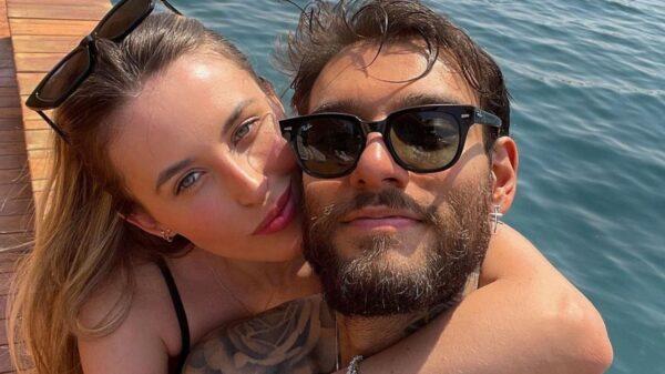 Lorena Carvalho e Lucas Lucco. Foto: Reprodução/Instagram