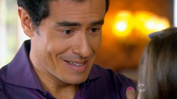Geraldo na novela Chiquititas - Crédito: Reprodução / SBT