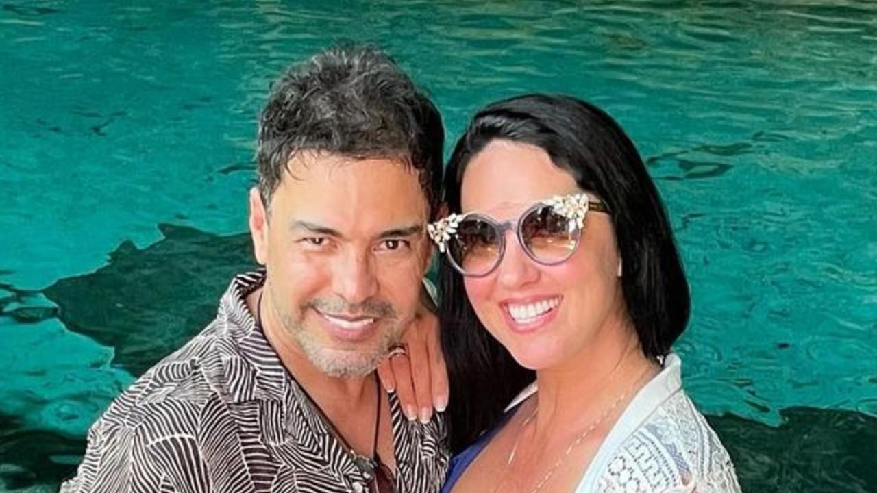 Noiva de Zezé Di Camargo revela que pretende ter filhos ainda este ano
