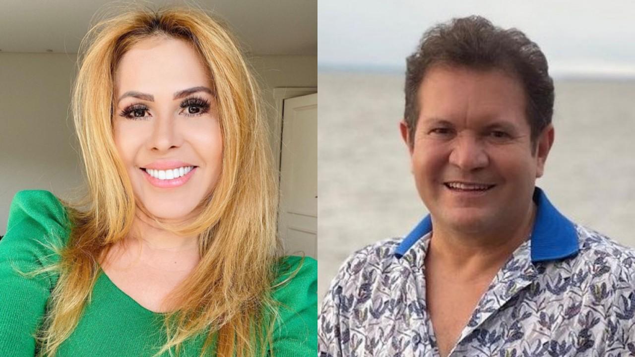 Joelma rebate boatos de parceria com Ximbinha: 'Não me joguem praga'