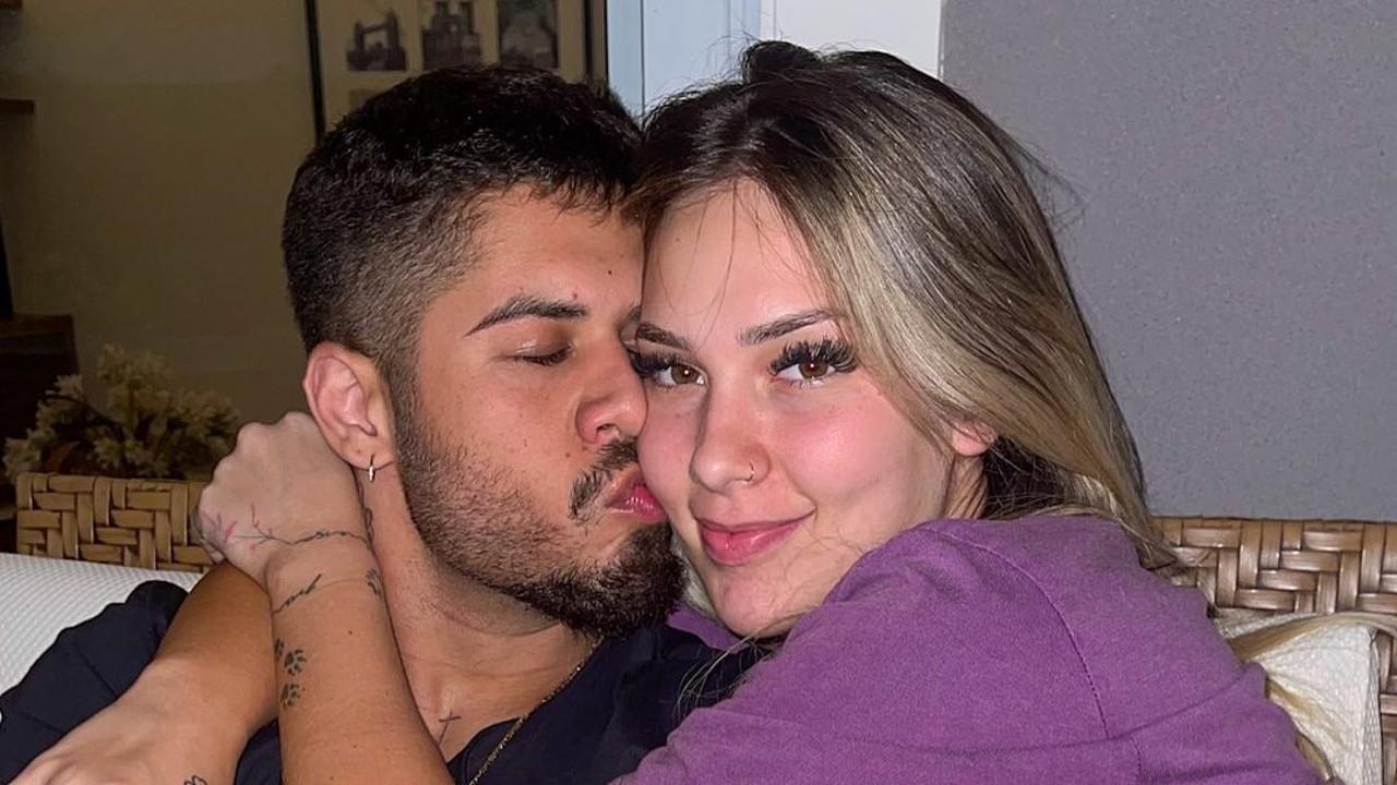 Virginia Fonseca e Zé Felipe têm comunhão parcial de bens